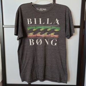 Billabong Recycler Series graphic tee